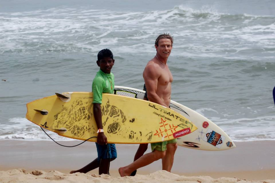Surf Coaching India
