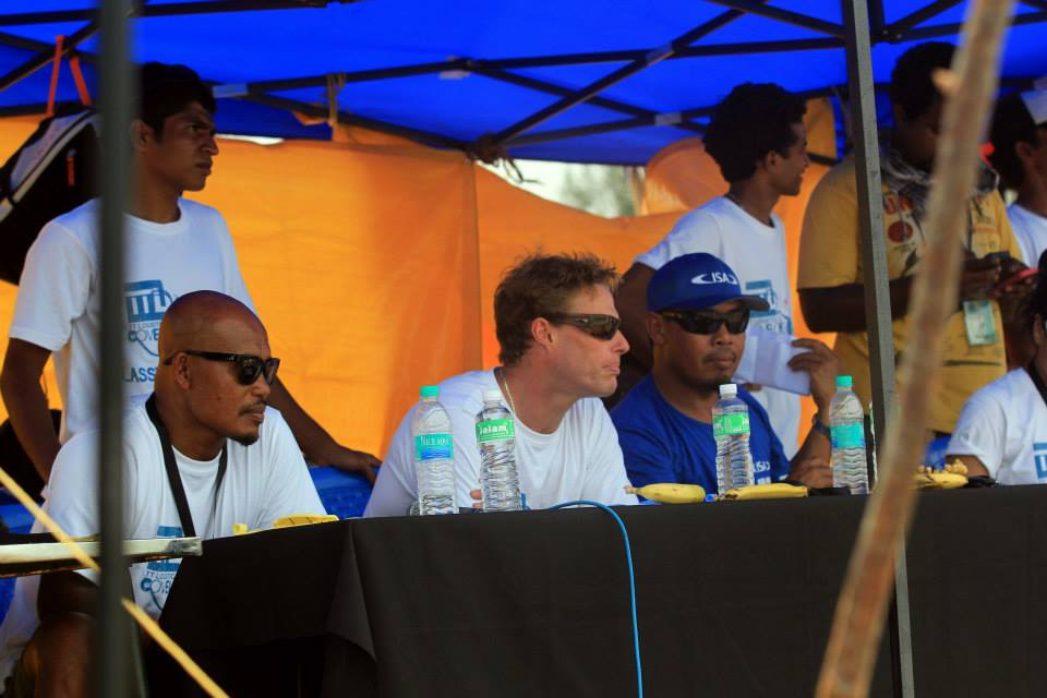 Surf Contest Judging